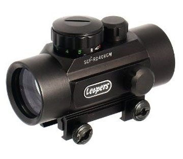 UTG lden Image 38mm Red Green Dot Sight